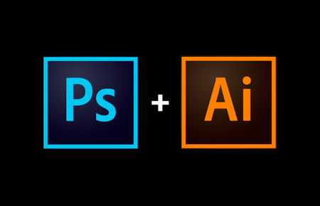 Photoshop + Illustrator in 2 mesi
